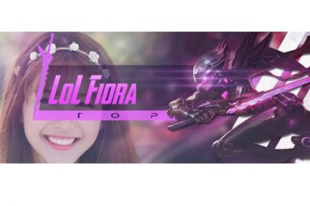 General Fiora LoL cover
