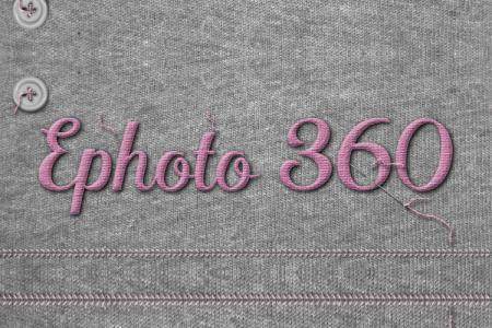 Fabric Text Effect