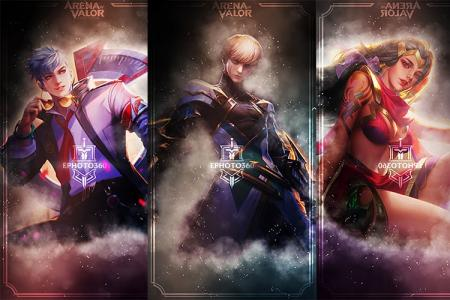 Amazing AOV Wallpaper Online Full HD For Mobile