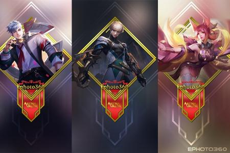 Create a new RoV - AOV wallpaper HD by name for mobile