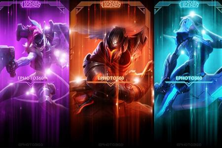 Make Your Own League of Legends Wallpaper Full HD