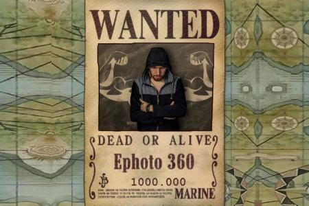 Wanted Poster Maker, One Piece Wanted