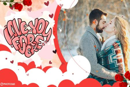 Create romantic love videos with your photos