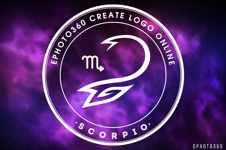 Free Zodiac Online Logo Maker